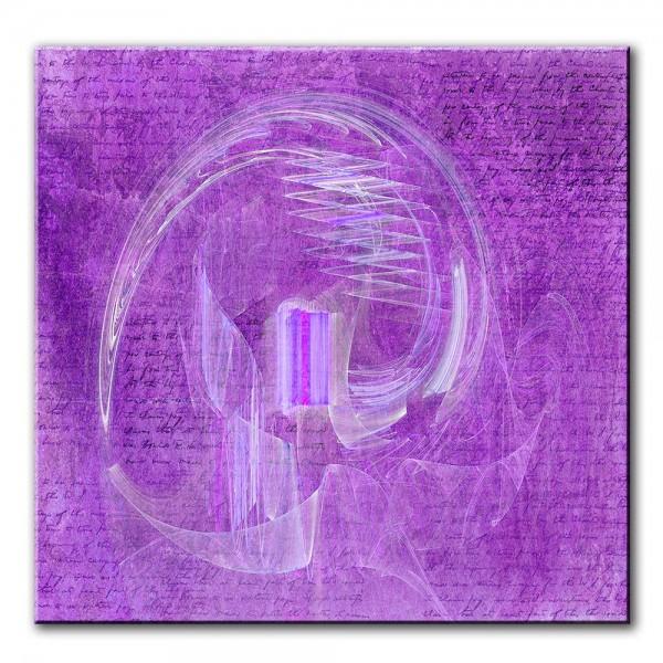 Hoffnungsvolles Wunder, abstrakt, 60x60cm