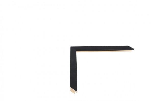 Echtholz Bilderrahmen TRIBECA - Black - Small square