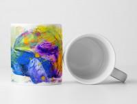 Turtle Tasse als Geschenk,  Design Sinus Art