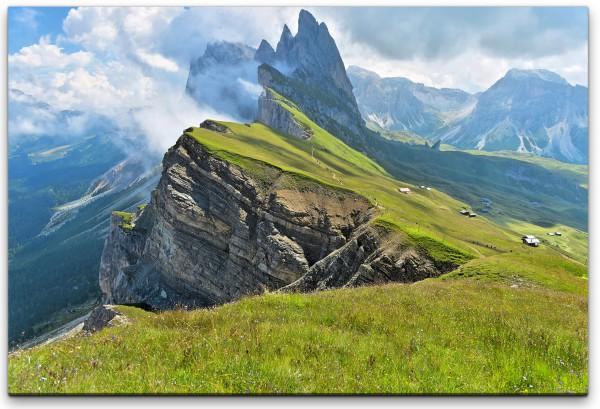 Schottland Berge Wandbild in verschiedenen Größen