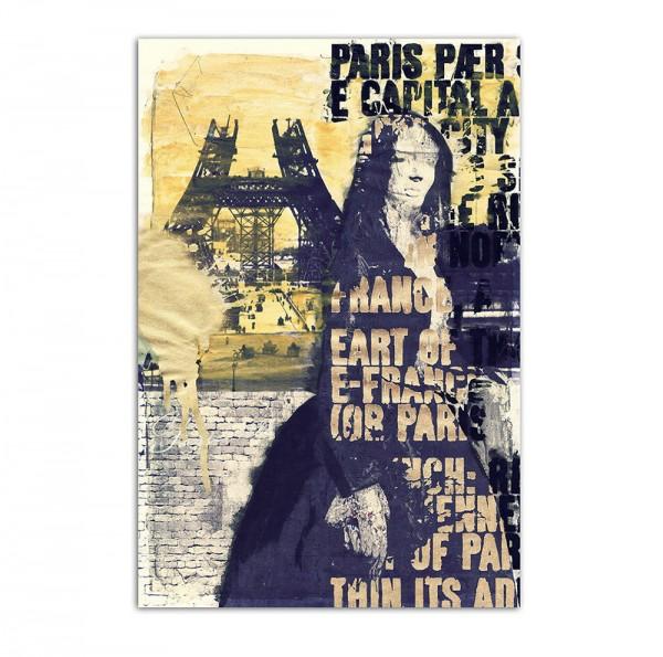 Paris 1888, Art-Poster, 61x91cm