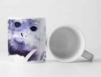 Sweet Monkey Tasse als Geschenk,  Design Sinus Art