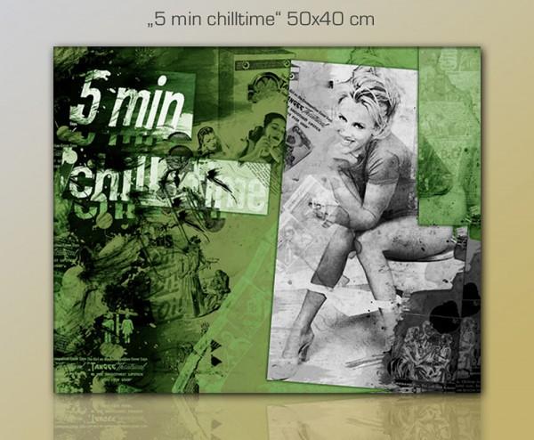 Chilltime 50x40cm