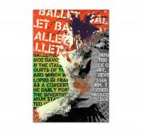 Ballet, Art-Poster, 61x91cm
