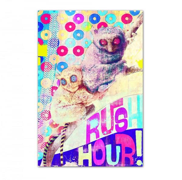 Rush hour, Art-Poster, 61x91cm
