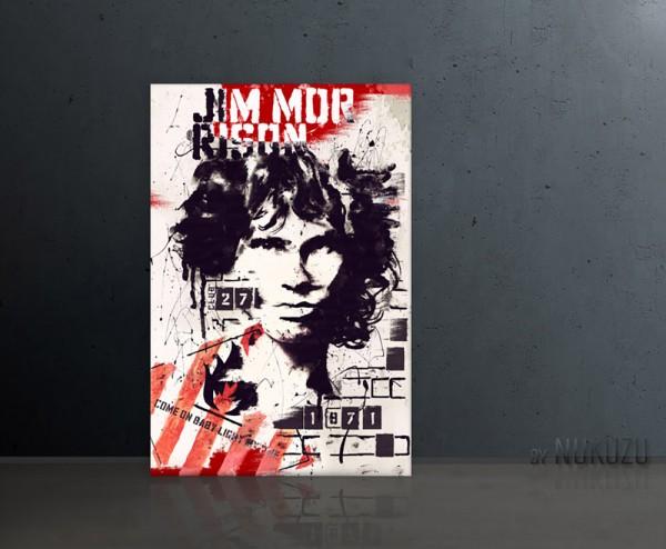 JIM MORRISON CLUB_27 80x120cm