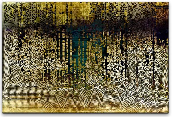 Abstraktes Bild Wandbild in verschiedenen Größen
