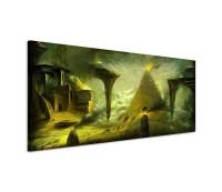 Fantasy Pyramid 150x50cm