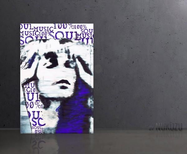 SOUL MUSIC II 80x120cm
