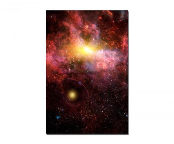 120x60cm Sterne Weltraum All Galaxie