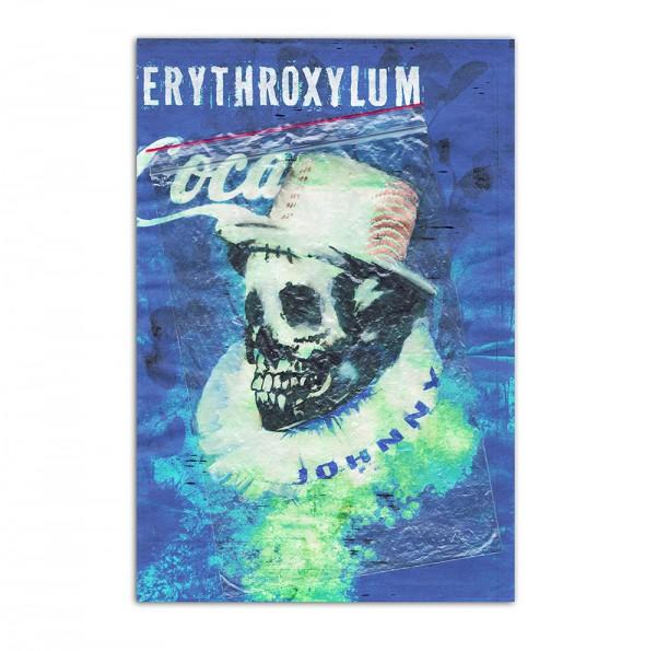 Erythroxylum Coca, Art-Poster, 61x91cm