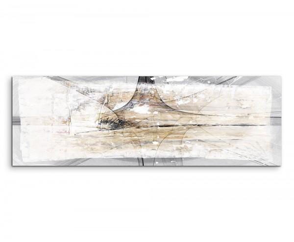 Abstraktes Panoramabild 1298 150x50cm