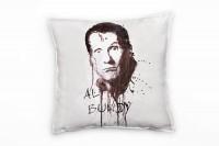Al Bundy Deko Kissen Bezug 40x40cm für Couch Sofa Lounge Zierkissen