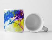Bonsai I Tasse als Geschenk,  Design Sinus Art