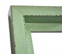 Schattenfuge Vintage im Landhausstil Graugrün modern