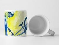 BMX I Tasse als Geschenk,  Design Sinus Art
