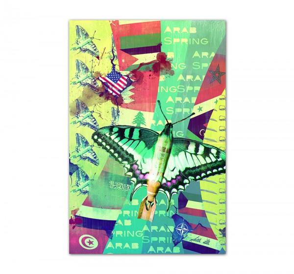 Arab Spring, Art-Poster, 61x91cm