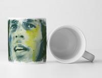 Bob Marley Tasse als Geschenk,  Design Sinus Art