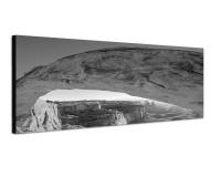 150x50cm Nationalpark Felsen Schlucht Abendlicht