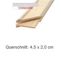 "Keilrahmenleiste ""Standard"" 20 x 45 mm"