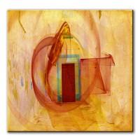Duft der Liebe, abstrakt, 60x60cm