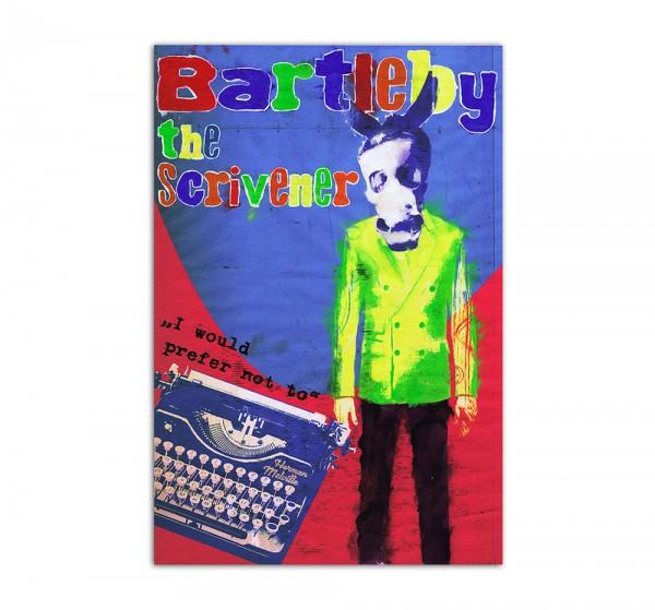 Bartleby, Art-Poster, 61x91cm