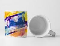 Bobsport I Tasse als Geschenk,  Design Sinus Art