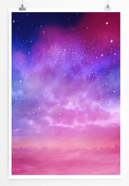 sternenhimmel poster
