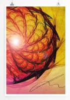 Ein Herz kann man nicht reparieren - 60x90cm Poster