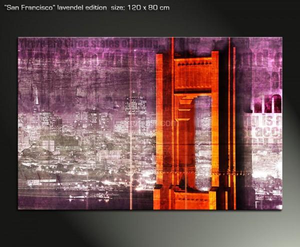 San Francisco Lavendel Edition