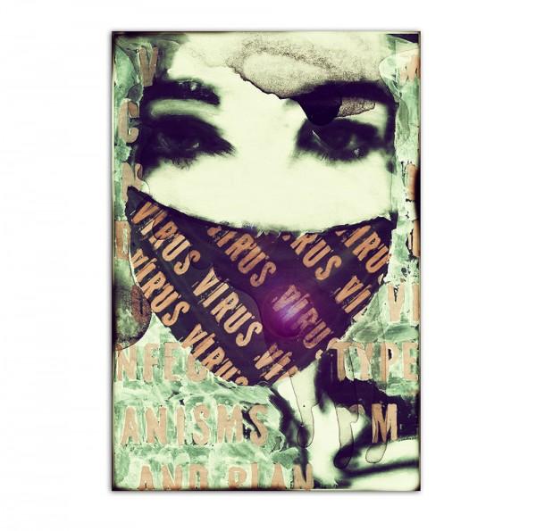 Virus,  Art-Poster, 61x91m