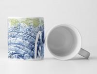 Wild Elephant Tasse als Geschenk,  Design Sinus Art