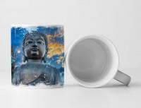 Tasse Geschenk Große Buddhastatue – Hong Kong