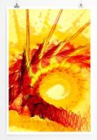Sachliche Romanze - 60x90cm Poster