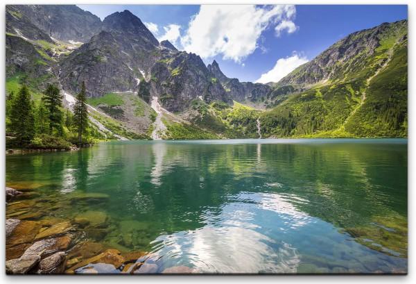 Polen Landschaft Wandbild in verschiedenen Größen