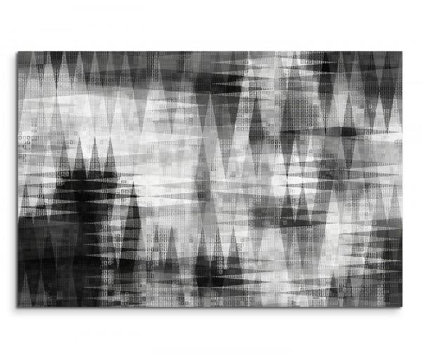5b004edc4761b 120x80cm Wandbild Hintergrund schwarz weiß abstrakt