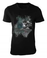 Snooker I Damen und Herren T-Shirt schwarz / black
