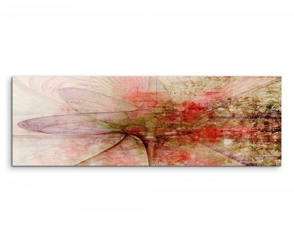 Abstraktes Panoramabild 1158 150x50cm