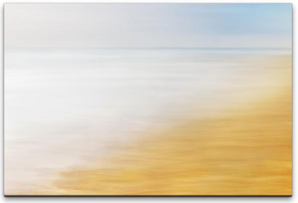 Meer mit Sonnenaufgang Wandbild in verschiedenen Größen