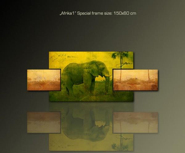 Afrika 1 - 150x60