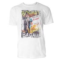 Dark Passage  Herren T-Shirts in Karibik blau Cooles Fun Shirt mit tollen Aufdruck