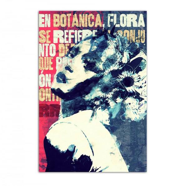 Flora, Art-Poster, 61x91cm