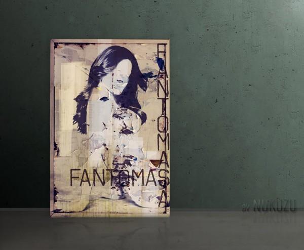FANTOMASA 80x120cm