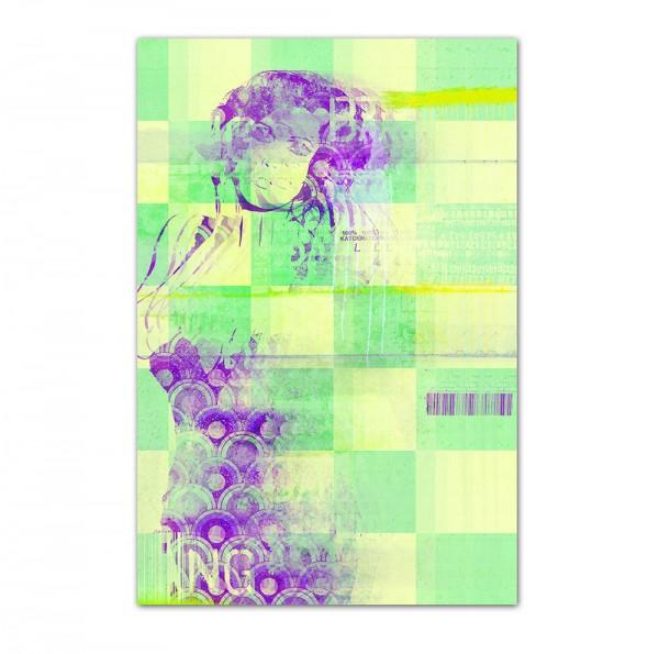 Schachmatt, Art-Poster, 61x91cm