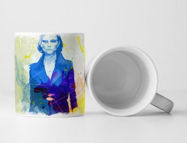 Carwalk Tasse als Geschenk, Design Sinus Art