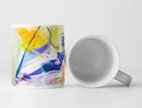 Windsurfer II Tasse als Geschenk,  Design Sinus Art