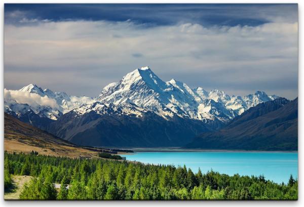Neuseeland Wandbild in verschiedenen Größen