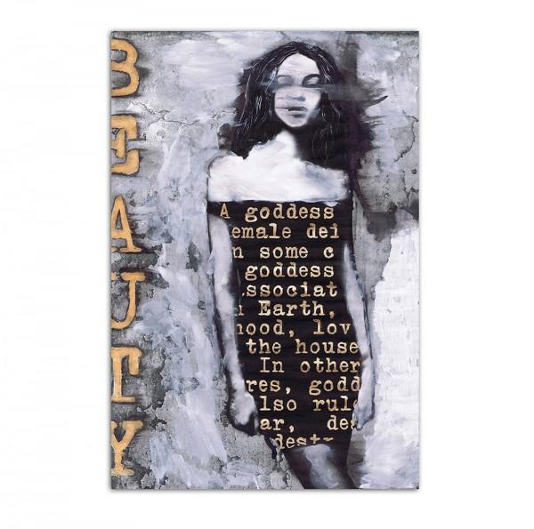 Goddess, Art-Poster, 61x91cm