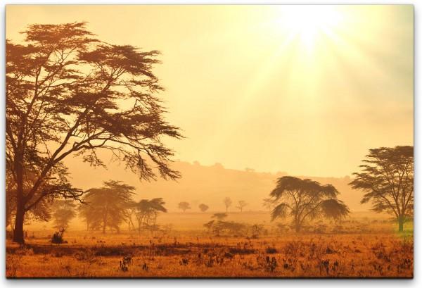 Afrika Landschaft Wandbild in verschiedenen Größen