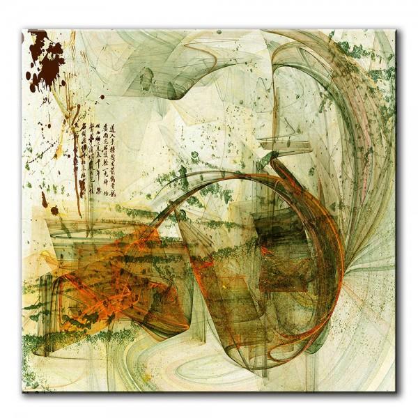 Energiebündel, abstrakt, 60x60cm